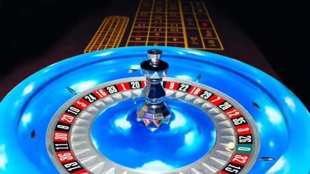 Win in Online Roulette table layout